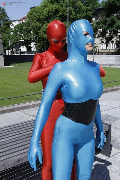 Zentai Dolls password