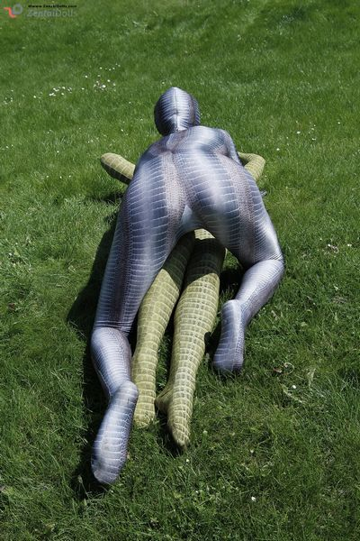 Zentai Dolls tube